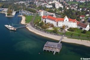 Hotelprojekt statt Brache am See