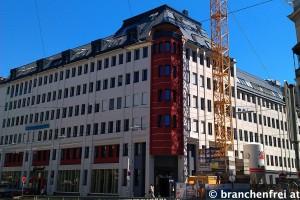 Vorsorgewohnungen im Telekomgebäude