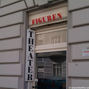 Figurentheater im Malerlokal