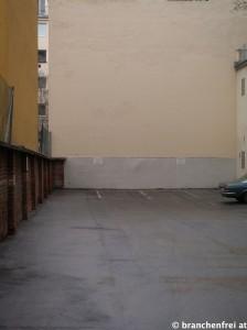Fassade frei für Kunst