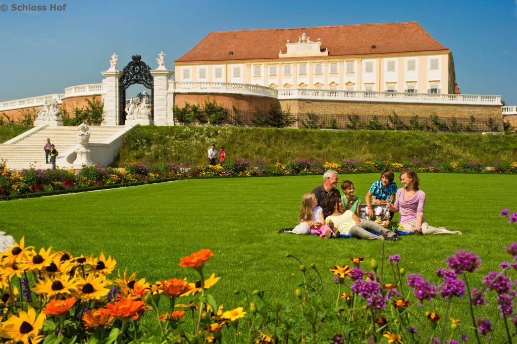 Schloss Hof Barock Erlebniswelt
