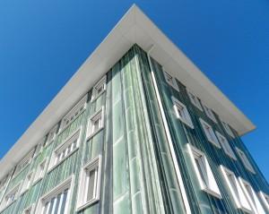 Modernisierung durch Fassadengestaltung