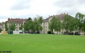 Kasernenverkauf im Südburgenland