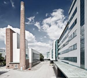 Rauchende Köpfe in der Tabakfabrik
